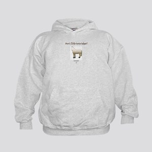 Horse Design by Chevalinite Kids Hoodie